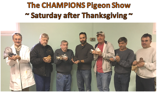 Connecticut Pigeon Club